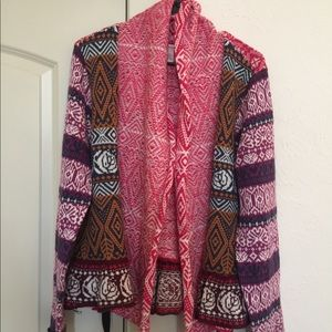 Sundance Patterned Cardigan